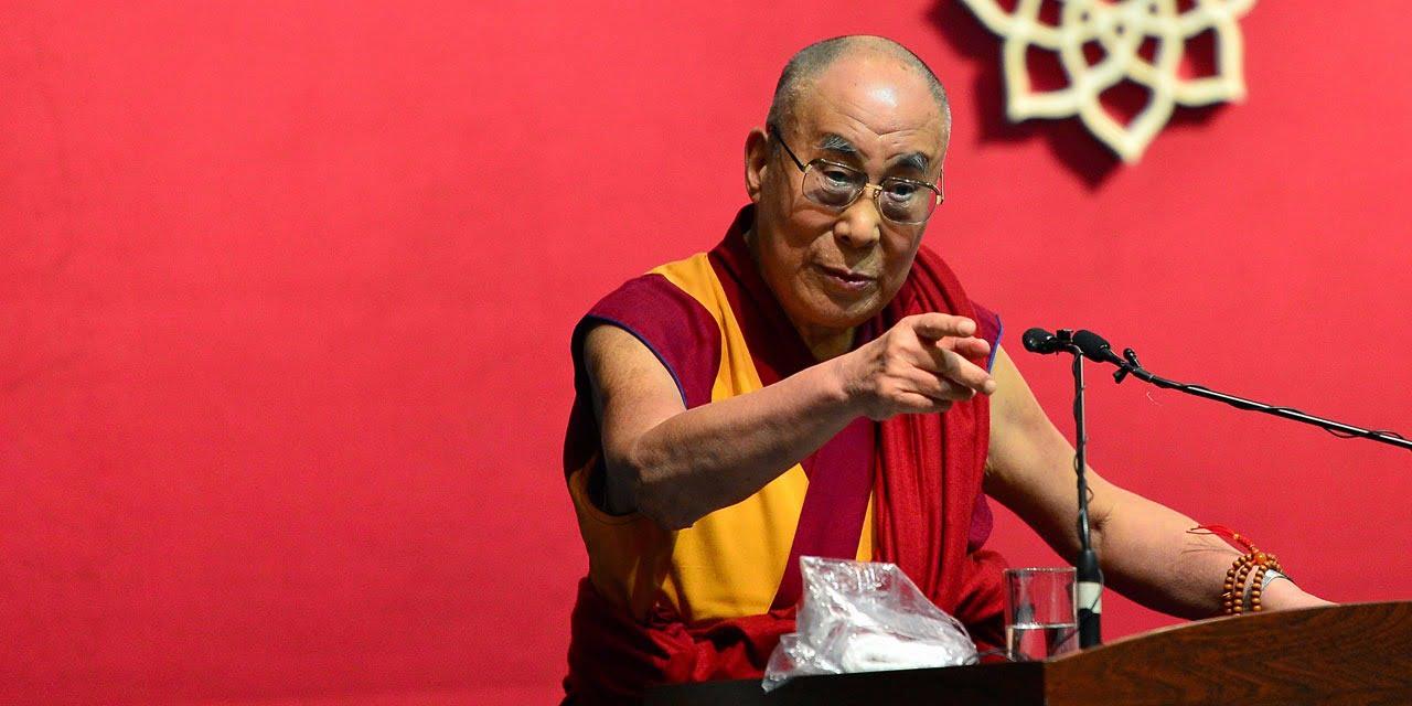 El Dalai Lama en Francia para hablar de ciencia, ecología y espiritualidad
