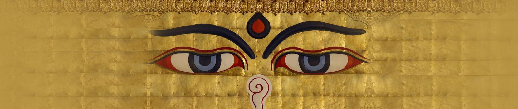 Los tres ojos de Buda vuelven a ver tras el terremoto en Nepal