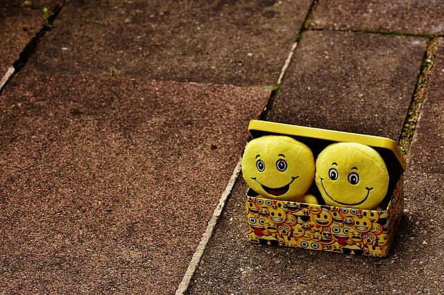 Sonrisas para mejorar el bienestar, sonrisas para ayudar a nuestra felicidad
