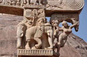 Reina Maya madre de Siddharta
