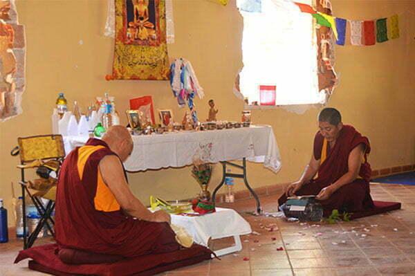 Tierra de Budas