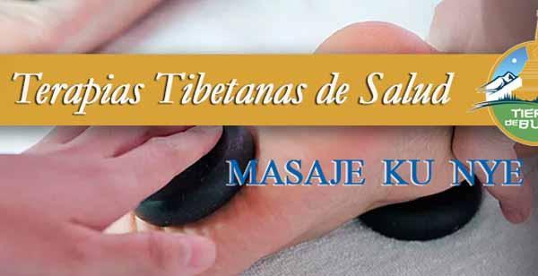 Terapias tibetanas de salud: EL MASAJE