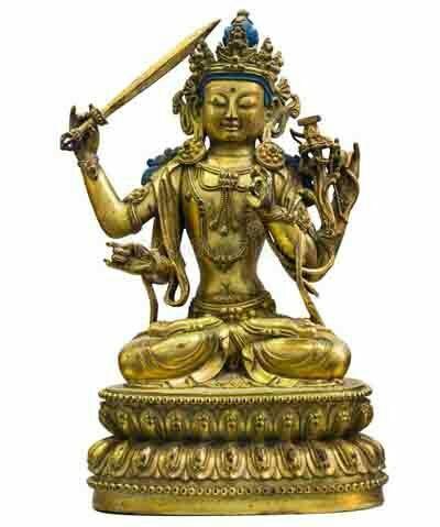 estatua-del-budismo-tibetano
