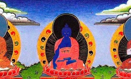El color en el arte budista