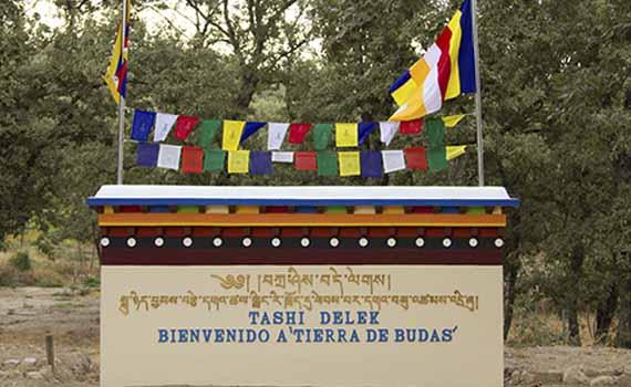 Comienzan las actividades en Tierra de Budas