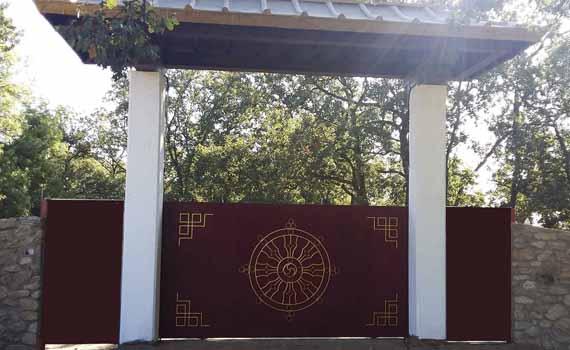 Desde el corazón de Tierra de Budas