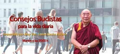 Consejos budistas para la vida diaria