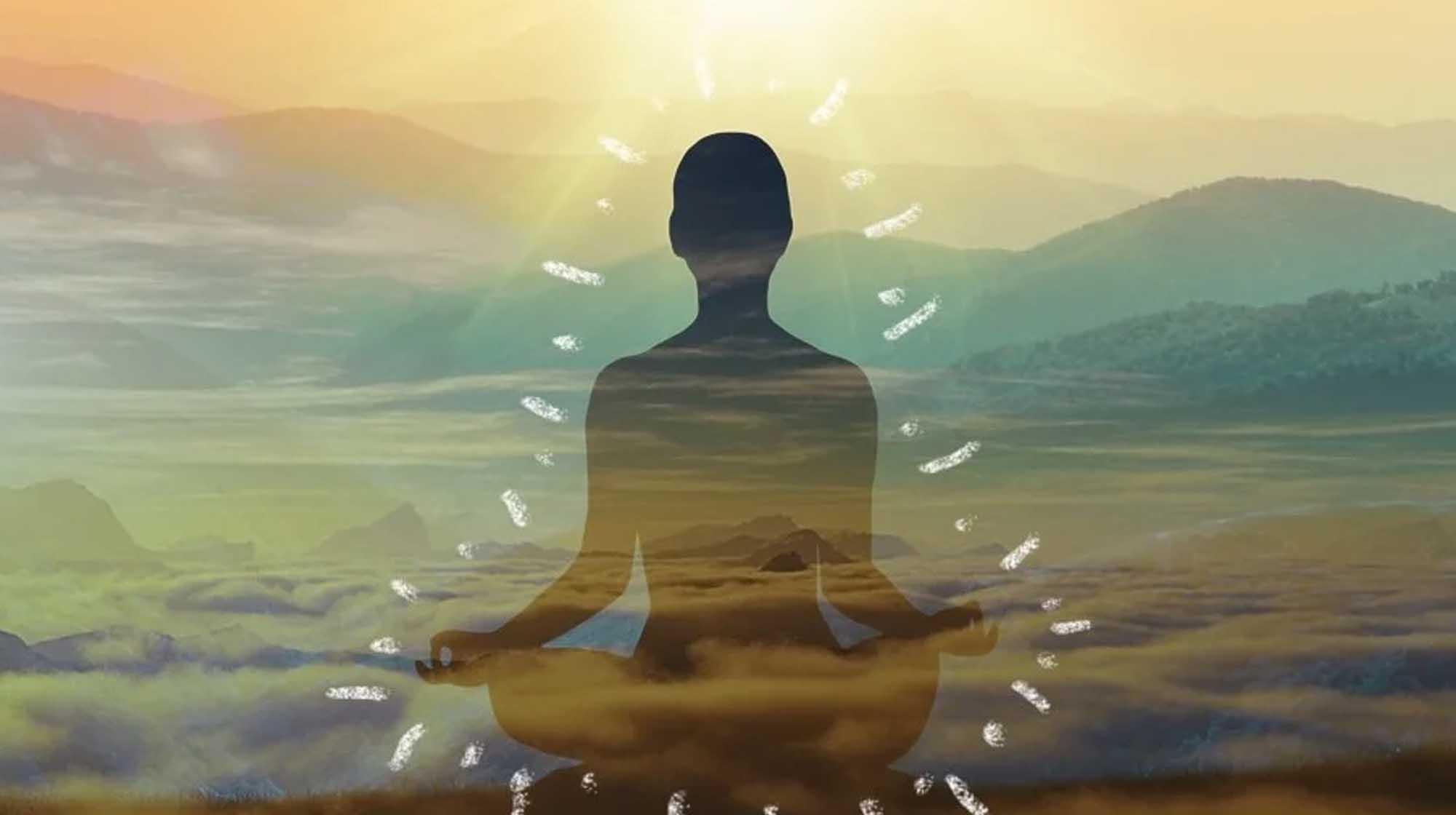 la meditación, la llave de la felicidad