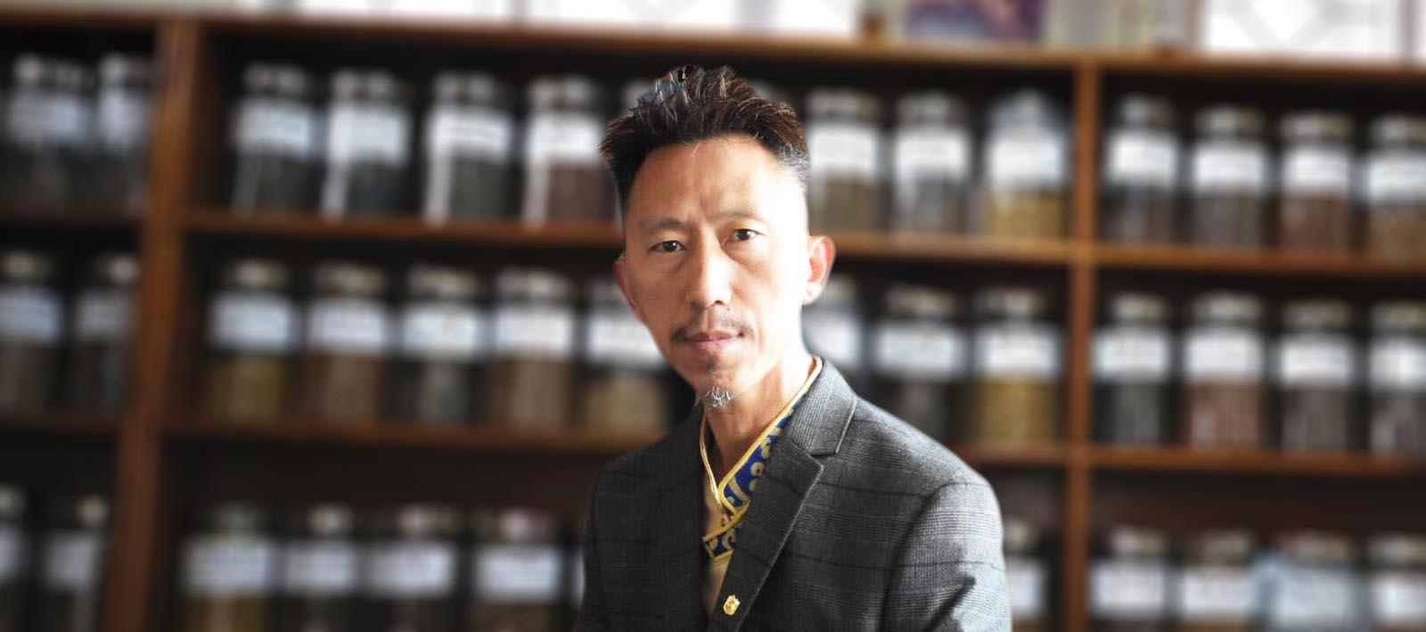 Dr. Tenzin Gelek Chukstang