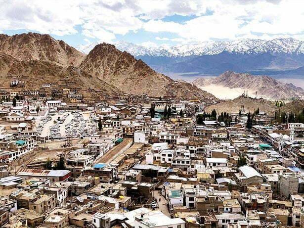 Ladakh ciudad