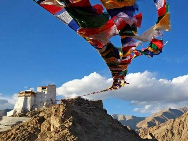Ladakh templo