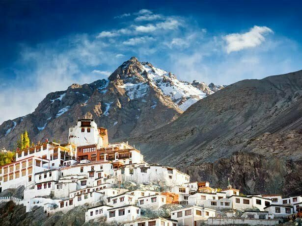 Arquitectura tibetana