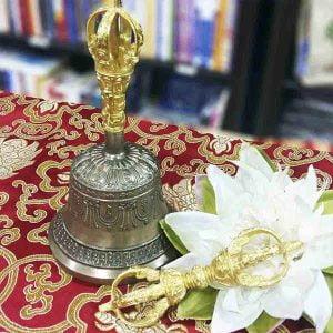 El Altar budista