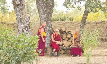 Extremadura abre las puertas al budismo